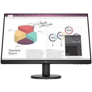 """HP P24q G4 monitor 23.8"""" černý"""