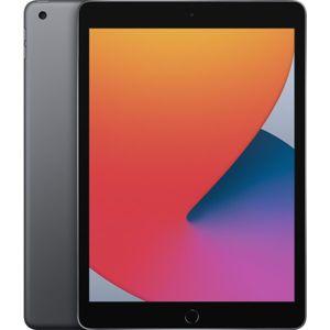 """Apple iPad 10,2"""" 128GB Wi-Fi vesmírně šedý (2020)"""