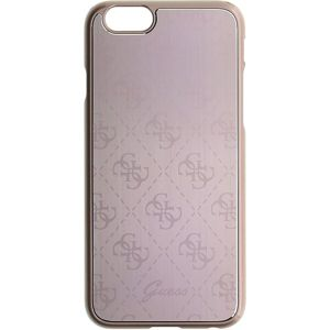 Guess 4G Metallic Hard GUHCP6MEPI kryt iPhone 6/6 růžový