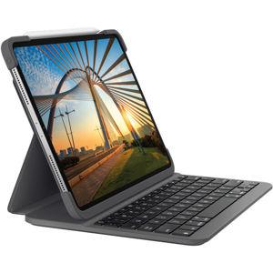 """Logitech Slim Folio Pro pouzdro s CZ klávesnicí iPad Pro 11"""" černé"""