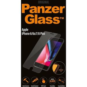 PanzerGlass Standard Apple iPhone 6/6s/7/8 Plus čiré