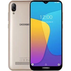 DOOGEE X90 zlatý