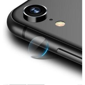 USAMS BH467 tvrzené Sklo pro kameru iPhone XR 2ks