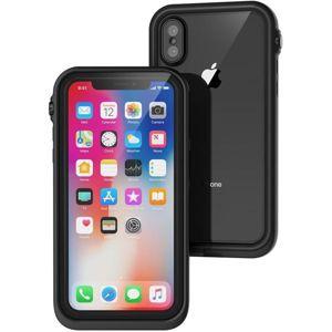 Catalyst odolné vodotěsné pouzdro Apple iPhone X černé