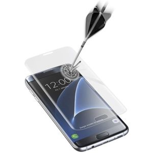 CellularLine Glass 3D ochranné tvrzené sklo na celý displej Samsung Galaxy S7 edge čiré