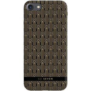 SoSeven Paris Case Arches kryt iPhone 6/6S/7/8 černý