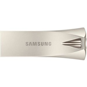 Samsung BAR Plus 32GB flash disk stříbrný