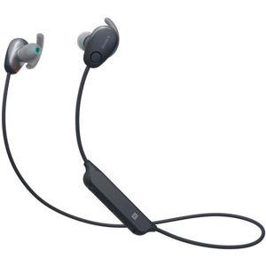 Sony WI-SP600N bezdrátová sportovní sluchátka černá