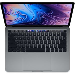 "CTO Apple MacBook Pro 13,3"" Touch Bar / 2,4GHz / 16GB / 256GB stříbrný (2019)"