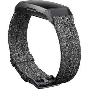Fitbit Charge 3 tkaný řemínek vel. L Šedý