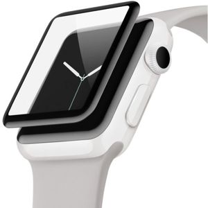 Belkin 3D Screenforce UltraCurve ochranné sklo Apple Watch Series 2/3 38mm černé