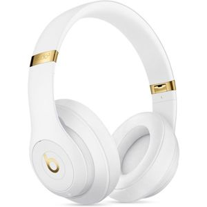 Beats Studio3 Wireless bílá