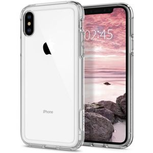 Spigen Crystal Hybrid kryt Apple iPhone XS/X čirý