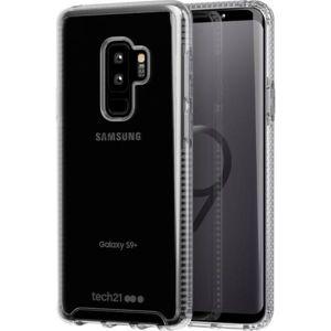 Tech21 Pure Clear ochranný kryt Samsung Galaxy S9+ černý