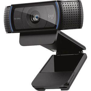 Logitech HD Pro Webcam C920 černá