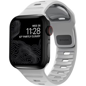 Nomad Sport Strap M/L Apple Watch 44/42 mm šedý