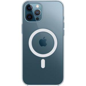 Apple průhledný kryt s MagSafe iPhone 12 Pro Max čirý