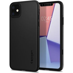 Spigen Thin Fit Classic kryt iPhone 11 černý