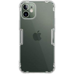 Nillkin Nature TPU kryt iPhone 12 mini čirý
