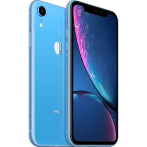 Apple iPhone XR 128GB modrý