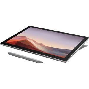 Microsoft Surface Pro 7+ (1N9-00005) platinový