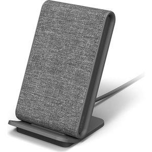 iOttie iON Wireless Stand bezdrátová rychlonabíječka šedá