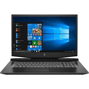 HP Pavilion Gaming 17-cd1003nc (20C91EA) černý