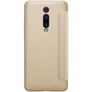 Nillkin Sparkle Folio pouzdro Xiaomi Mi 9T/Mi 9T Pro zlaté