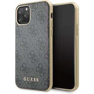 Guess 4G kryt iPhone 11 Pro Max šedý