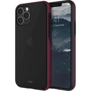 UNIQ Vesto Hue iPhone 11 Pro kryt vínový