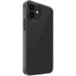 Uniq Hybrid iPhone 12 Mini Air Fender Antimicrobial - Smoked Grey Tinted