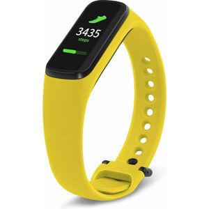 Tactical silikonový řemínek Samsung Galaxy Fit e žlutý
