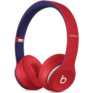 Beats Solo3 Wireless Beats Club Collection Club červená