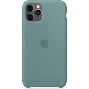 Apple silikonový kryt iPhone 11 Pro kaktusově zelený
