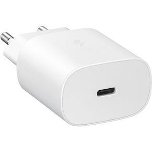 Samsung USB-C adaptér (EP-TA800EWE) bílá (eko-balení)
