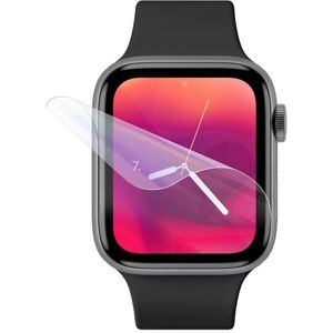 FIXED Invisible Protector TPU folie na displej Apple Watch 44mm/Watch 42mm, 2ks, čirá