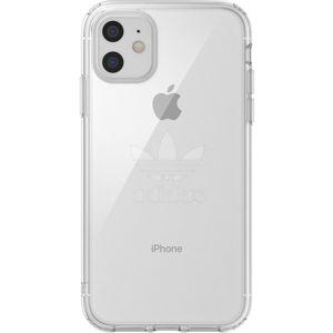 ADIDAS Originals Clear Big Logo pouzdro iPhone 11 čiré