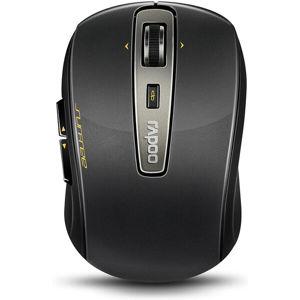 Rapoo 3920P laserová bezdrátová myš černá