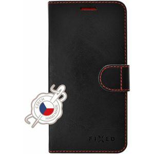 FIXED FIT flip pouzdro Samsung Galaxy A10 černé