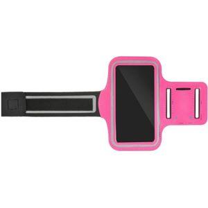 """Smarty Armband sportovní pouzdro (3"""" - 5"""") růžové"""