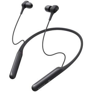 Sony WI-C600N bezdrátová sluchátka černá