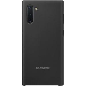Samsung silikonový zadní kryt Galaxy Note10 (EF-PN970TBEGWW) černý