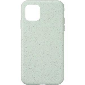 Cellularline Become kompostovatelný eko kryt iPhone 12/12 Pro světle zelený