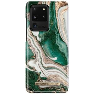 iDeal of Sweden ochranný kryt Samsung S20 Ultra Golden Jade Marble