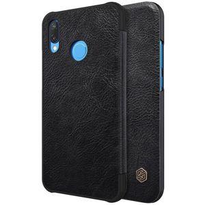 Nillkin Qin Book pouzdro Huawei P20 Lite černé