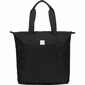 Makia Zip Tote Bag taška černá