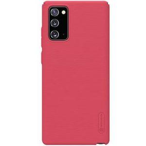 Nillkin Super Frosted kryt Samsung Galaxy Note20 červený