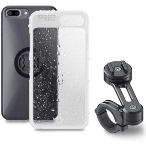 SP Moto Bundle držák na motoroku pro Apple iPhone 8 Plus / 7 Plus / 6S Plus