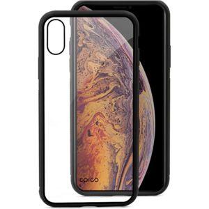 EPICO skleněný zadní kryt iPhone X / iPhone XS čirý