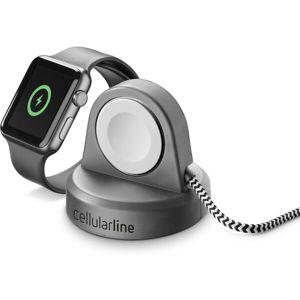 Cellularline Power Dock nabíjecí stojánek pro Apple Watch